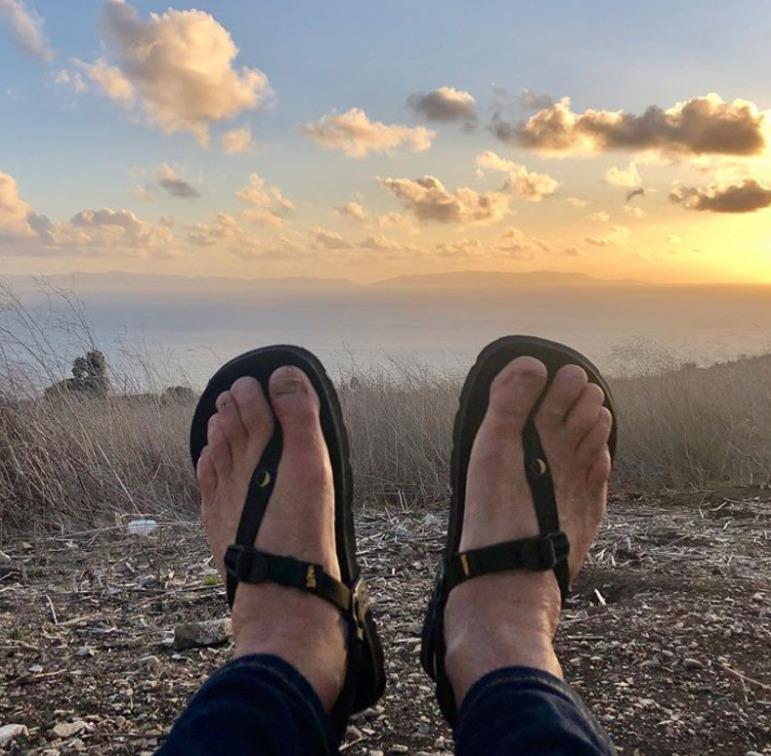 Barefoot/minimal running